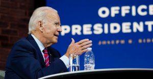 Biden podría descartar a congresistas para unirse gabinete