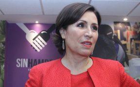 Rosario Robles se desmarca de dichos de sus abogados