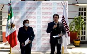 Morena anuncia coalición con Nueva Alianza rumbo a las elecciones del 2021