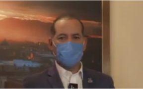 "Gobernador de Aguascalientes asegura que no hay ""impedimento legal"" para adquirir vacunas"