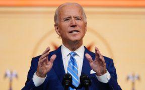 Biden insta a resistir ante pandemia en discurso por Día de Acción de Gracias