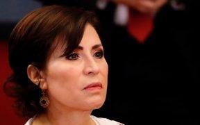 Rosario Robles formaliza ante FGR petición de criterio de oportunidad