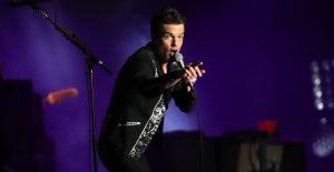 The Killers parodia a Trump como protesta por votaciones de los Grammy