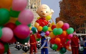 El desfile del Día de Acción de Gracias continúa pese a la pandemia