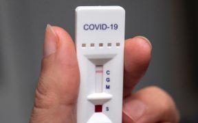 Nuevo León aplica pruebas antigénicas para detectar Covid-19