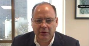 Gustavo de Hoyos, presidente de Coparmex