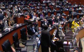 Senado avala eliminar fuero a legisladores; podrán ser juzgados por cualquier delito