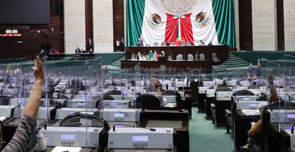 Diputados aprueban reelección sin pedir licencia