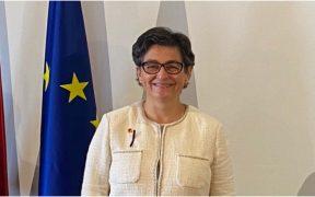 Arancha González Laya, ministra española de asuntos exteriores