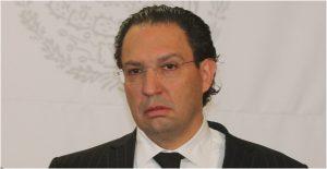 Emilio Zebadúa, excolaborador de Rosario Robles