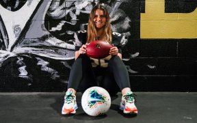 Sarah Fuller, portera de Vanderbilt, jugará como pateadora en el partido de varones ante Missouri.