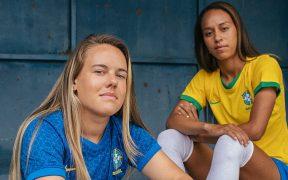 El escudo de la selección femenil de Brasil no llevará las cinco estrellas que usan los varones.