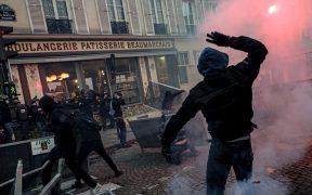 Protestan en Francia contra ley de seguridad