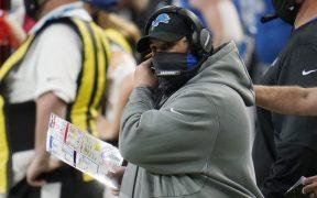 El entrenador Matt Patricia fue destituido por los Lions junto al gerente general Bob Quinn.