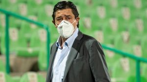 El Flaco Tena es el nuevo técnico de FC Juárez.