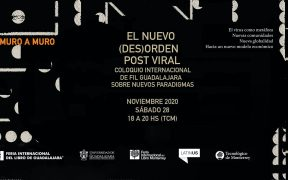 FIL Guadalajara: El nuevo (des)orden post viral. En vivo