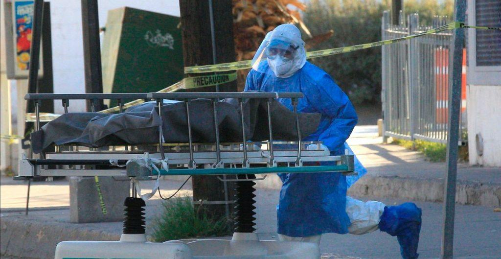 México supera las 105 mil muertes por Covid-19