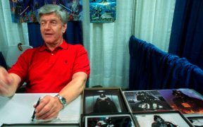 Murió Dave Prowse, el actor que interpretó a Darth Vader