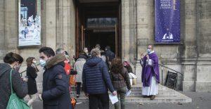 Francia reabre iglesias, mezquitas y sinagogas, pero con límites de aforo