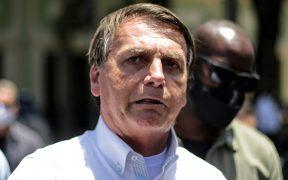 Bolsonaro dice que hubo fraude en elecciones de EU; va a esperar un poco más, dice