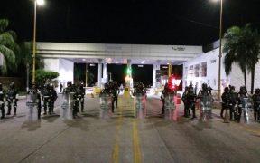 Tras casi un año, liberan casetas tomadas en Sinaloa