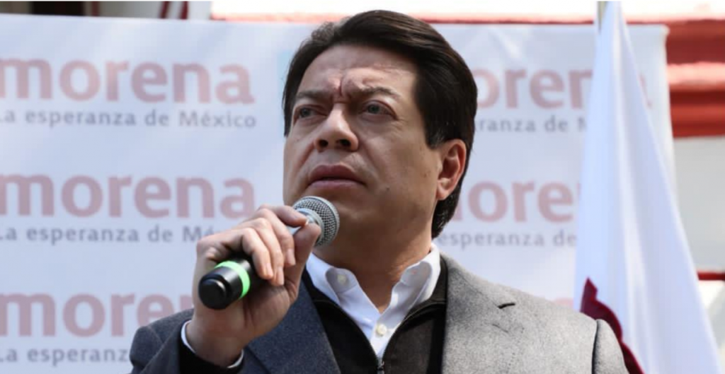 Tribunal sanciona a Mario Delgado y Morena por actos anticipados de campaña