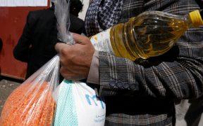 Personas que necesitan ayuda humanitaria aumentaron en 40%: ONU