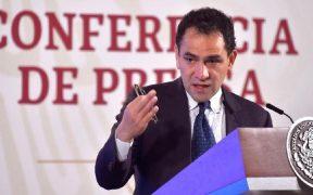 Nombran a Alfonso Sánchez nuevo titular de la UAF de Hacienda