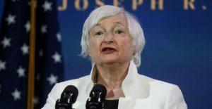 Secretaria del Tesoro de Biden, Janet Yellen, pide actuar con urgencia ante la pandemia
