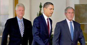 Obama, Bush y Clinton recibirían públicamente la vacuna contra Covid-19