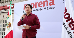 Aspirantes de Morena a gubernaturas firman compromiso de acatar resultados de encuestas