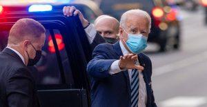 Biden pedirá a los estadounidenses 100 días de cubrebocas