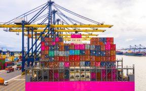 EU registra su mayor déficit en la balanza comercial de bienes
