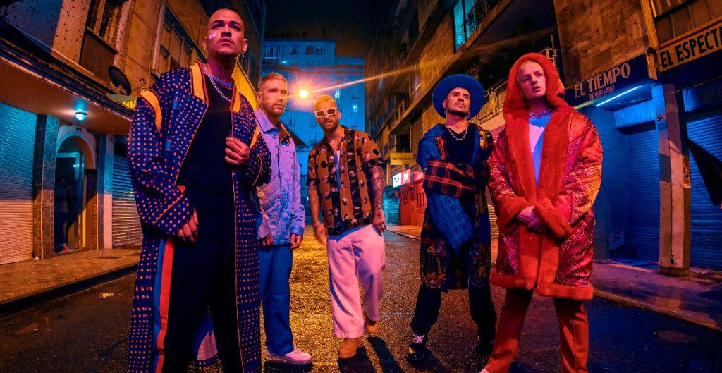 """Piso 21 y Maluma muestran la nueva cara del """"reggaetón de Medellín"""""""