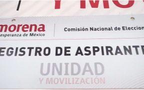 Se registran 151 aspirantes de Morena a gubernaturas para las elecciones del 2021