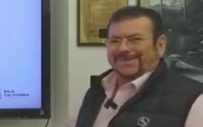 Confirman ataque a Manuel García, director de Fisamex, en Baja California
