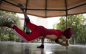 El breakdance debutará como disciplina en los Juegos Olímpicos de París 2024. Foto: AP.