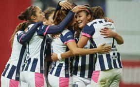 Rayadas de Monterrey eliminó al América y jugará la Final de la Liga MX ante Tigres. Foto: Mexsport.