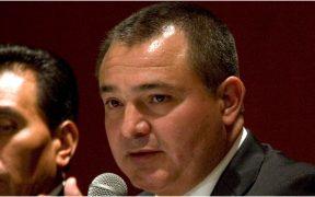 Genaro García Luna, exsecretario de seguridad federal