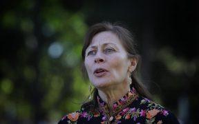 Hemos sido lentos por la austeridad en el gobierno: Tatiana Clouthier