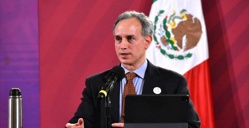 Mexicanos no podrán elegir qué vacuna contra Covid-19 recibirán, aclara López-Gatell
