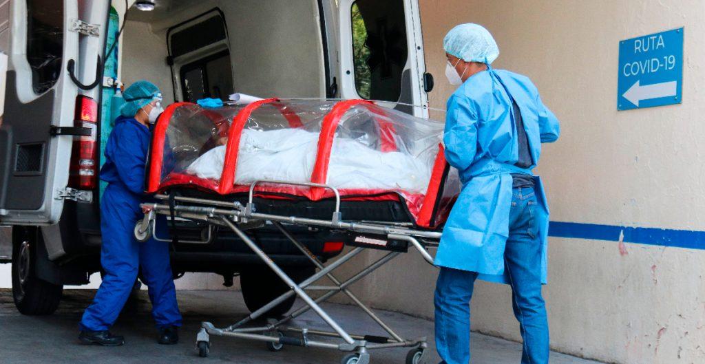 CDMX, a una semana de la saturación hospitalaria por Covid: Sheinbaum