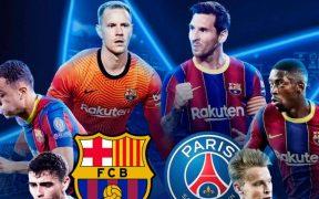 El Barcelona enfrentará al PSG en los octavos de final de la Champions League. Foto: @FCBarcelona_es