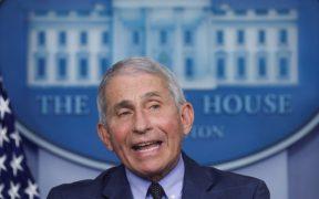 Fauci: Estados Unidos podría lograr la inmunidad de rebaño en el segundo trimestre de 2021