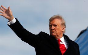 Trump insinúa que regresará para el 2024, pero no planea hacerlo