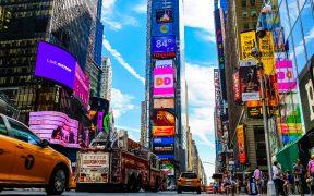 Neoyorkinos que dejaron la ciudad causaron pérdida de 34 mil mdd