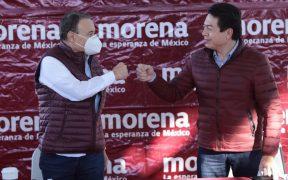 Alfonso Durazo es el candidato de Morena a la gubernatura de Sonora