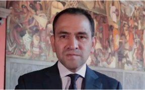 Arturo Herrera, secretario de Hacienda