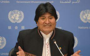 Sillazo a Evo Morales en reunión de su partido provoca críticas en Bolivia