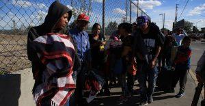EU comienza a aceptar a solicitantes de asilo de MPP por Texas